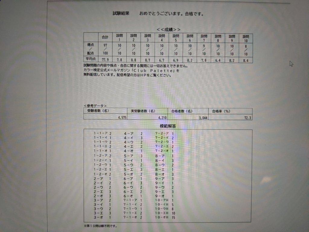 Web成績票