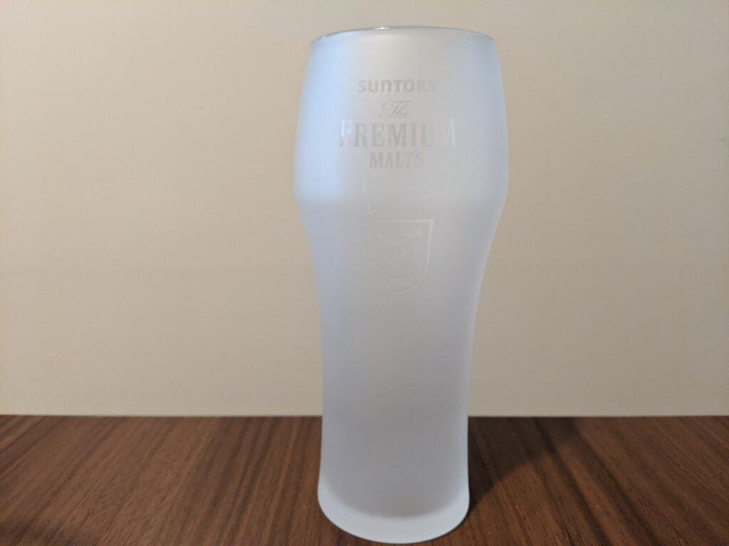 プレモル すりガラス