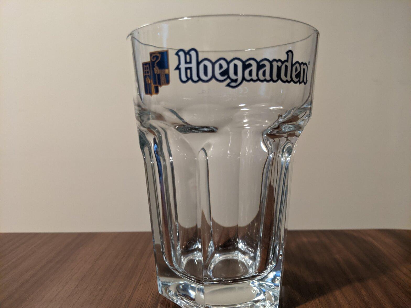 ヒューガルデン グラス